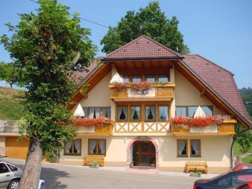 Hotelbilleder: Landgasthof Adler Pelzmühle, Biederbach Baden-Württemberg