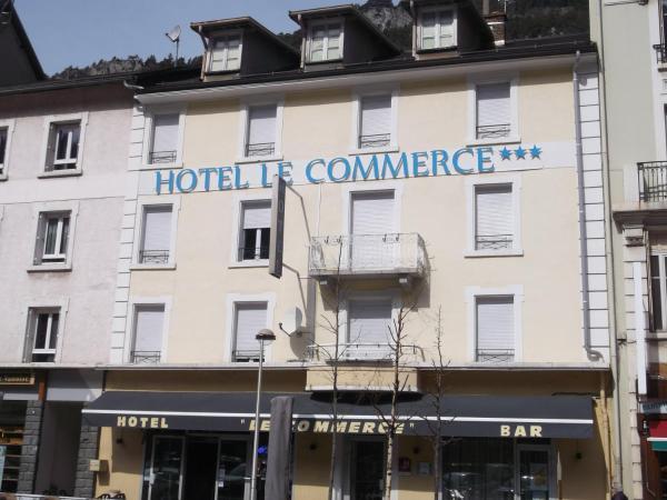 Hotel Pictures: Hôtel Le Commerce, Modane