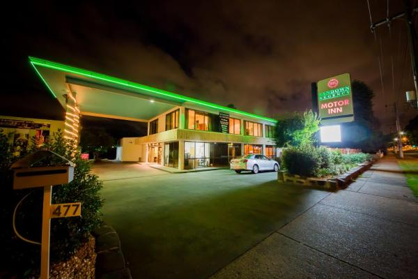 Fotografie hotelů: Sandown Regency Hotel & Apartments, Noble Park