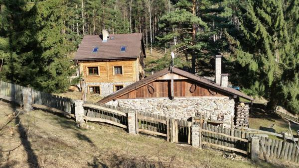 Hotel Pictures: Chata Hadov, Klášterec nad Ohří