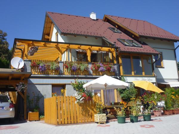 酒店图片: Ferienwohnungen Haus Livia, 圣乌尔班