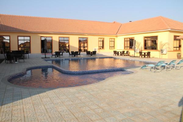 Zdjęcia hotelu: Ritz Lauca, Menongue