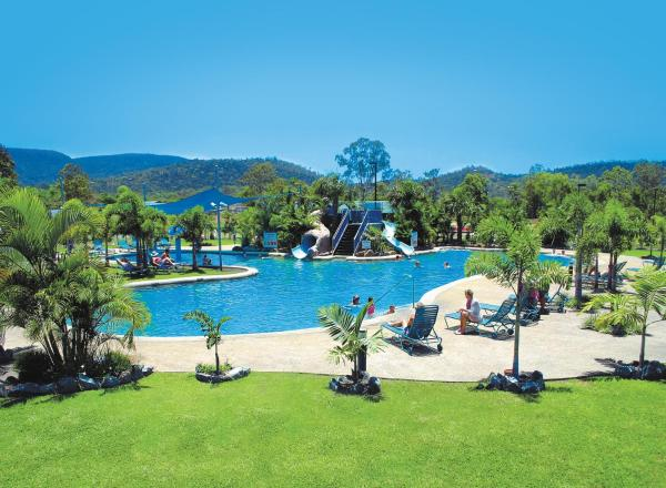Fotos de l'hotel: BIG4 Adventure Whitsunday Resort, Airlie Beach