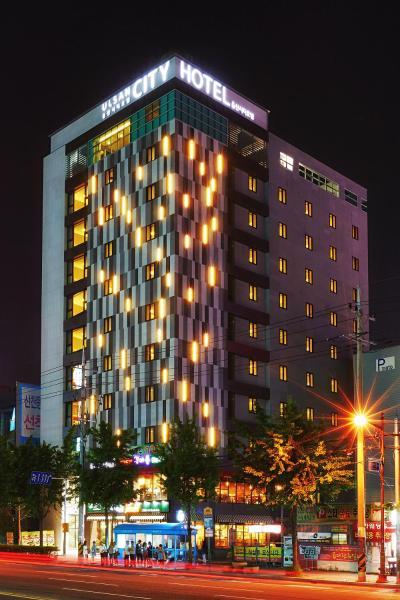 Zdjęcia hotelu: Ulsan City Hotel, Ulsan
