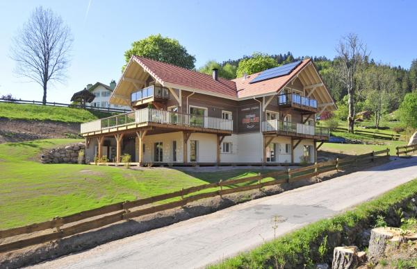 Hotel Pictures: Chambres d'hôtes Couleurs Bois & Spa, Xonrupt-Longemer
