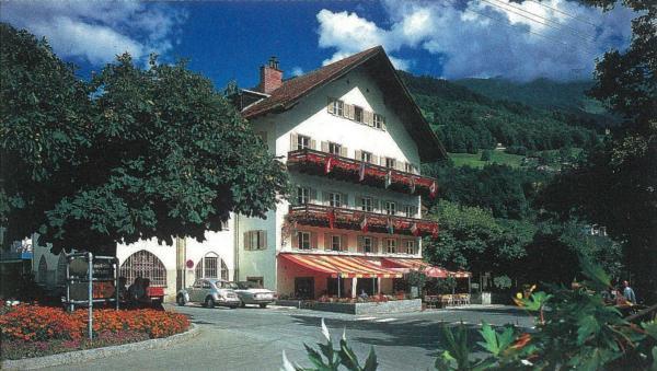 ホテル写真: Hotel Taube, シュルンス