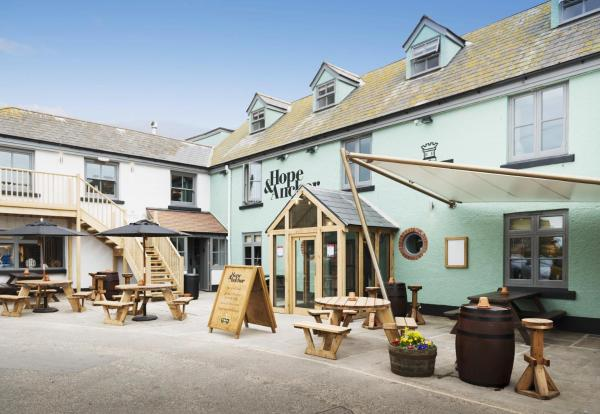 Hotel Pictures: Hope & Anchor, Hope-Cove