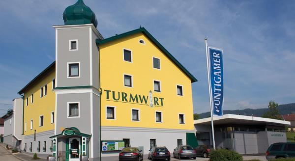 Fotografie hotelů: Gasthof Turmwirt, Mürzhofen