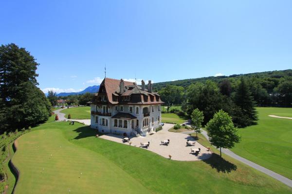 Hotel Pictures: Le Manoir du Golf, Publier