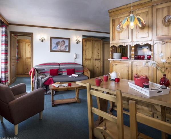 3-Room Apartment (6 people)