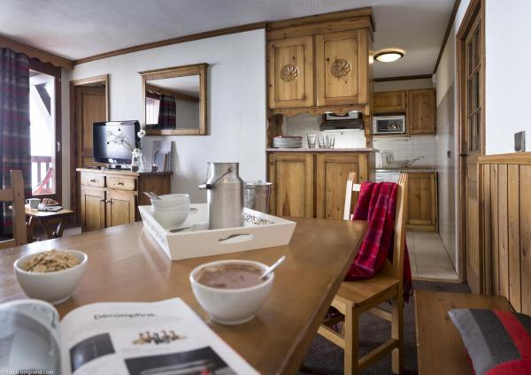 3 Room Apartment 4 People