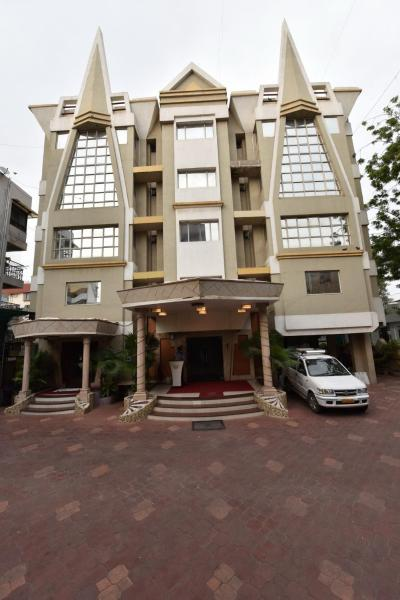 Hotellbilder: Epsilon the Hotel, Ahmedabad