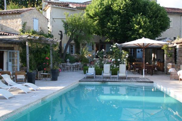 Hotel Pictures: La Bastide de Negrin, Seillans