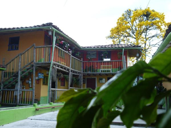 Hotel Pictures: Finca Hotel Altamira, Jericó
