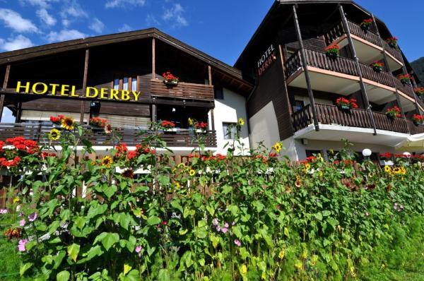Hotel Pictures: Berghotel Derby, Fiesch