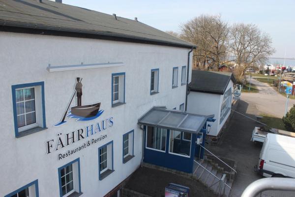 Hotelbilleder: Fährhaus Stahlbrode, Stahlbrode
