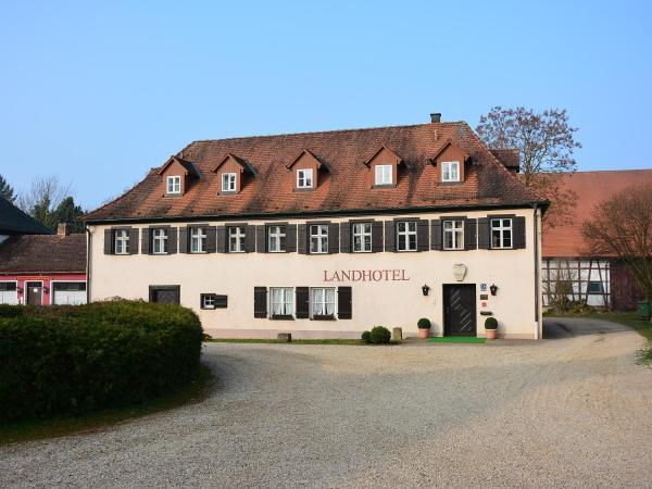Hotel Pictures: Landhotel Schloss Buttenheim, Buttenheim