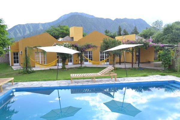 Foto Hotel: Casa Pucara, Cochangasta