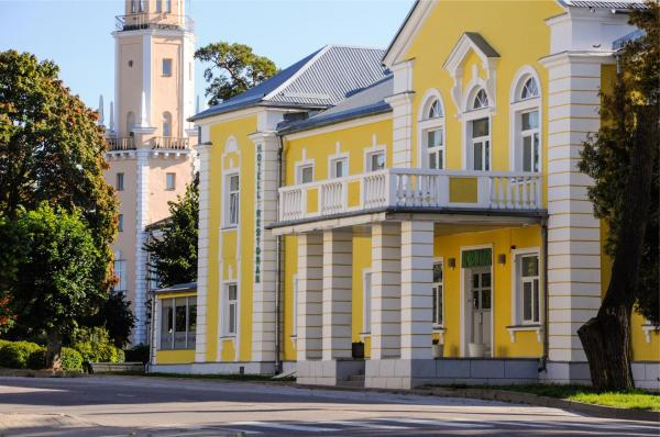 Hotel Pictures: Hotel Krunk, Sillamäe