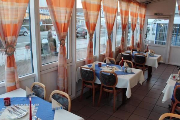 Hotelbilleder: Hotel Blaues Meer, Norddeich