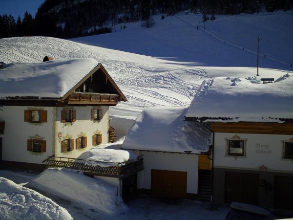Hotelbilleder: Haus Steinkarblick und Berghäusl, Berwang