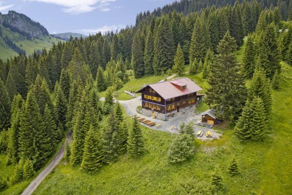 Hotel Pictures: Wannenkopfhütte, Obermaiselstein