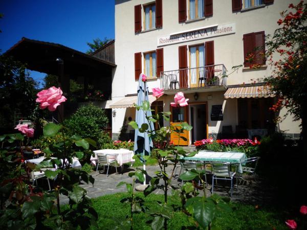 Hotel Pictures: Ristorante Pensione Serena, Ponte Tresa