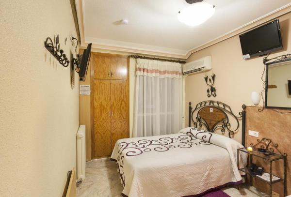 Double Room ( Free Chocolates and Bottle of Sidra )
