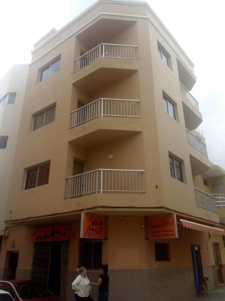 Hotel Pictures: Apartment Edificio Fayra, El Médano