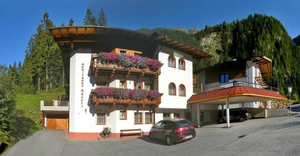 Fotografie hotelů: Aparthaus Akelei, Neustift im Stubaital