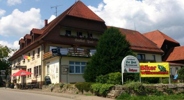 Hotel Pictures: Gasthaus Hotel Zur Post, Ühlingen-Birkendorf