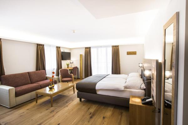 Hotel Pictures: Romantik Hotel le Vignier, Avry devant Pont