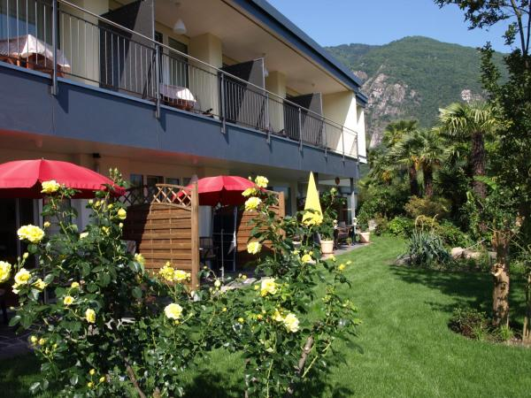 Hotel Pictures: Charme Hotel Barbatè, Tegna