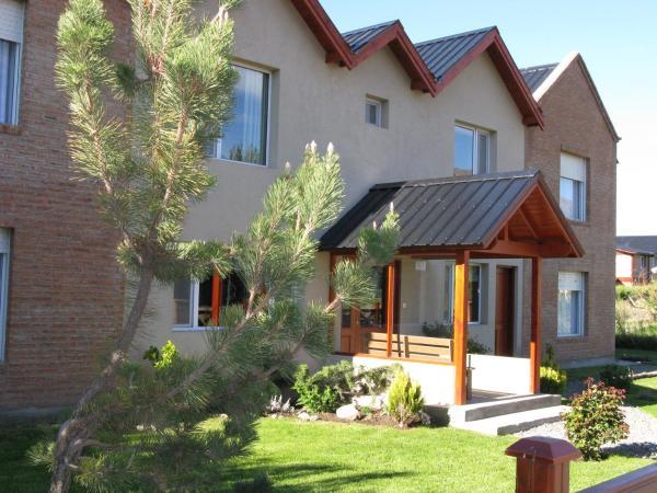 ホテル写真: Alto Verde Hostería, エル・カラファテ