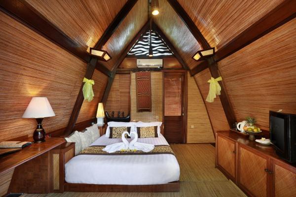 Lumbung Hut Double Room