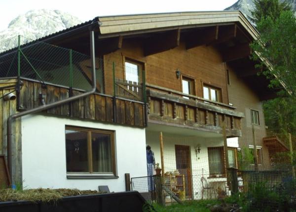 Zdjęcia hotelu: Ferienwohnung Kurt Kirschbaum, Ehrwald
