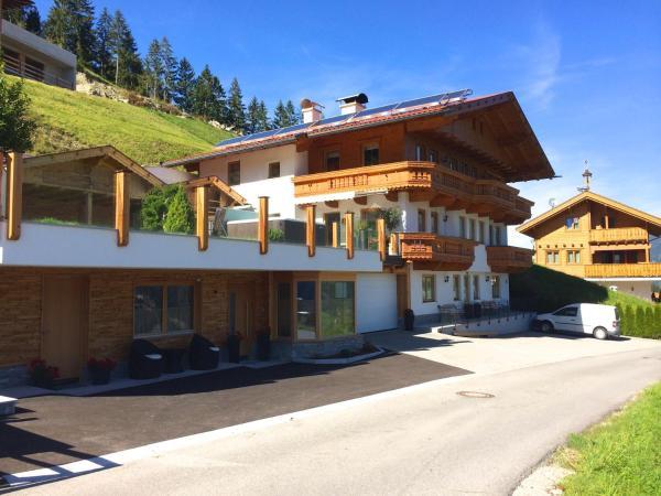 Fotografie hotelů: Landhaus Rieder im Zillertal - Apart Arena Blick, Aschau