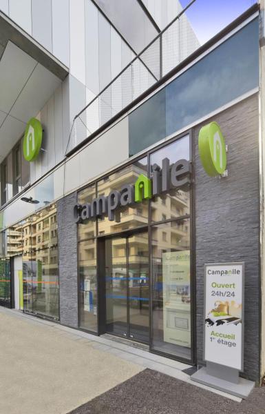 Hotel Pictures: Campanile Annemasse Centre - Gare, Annemasse