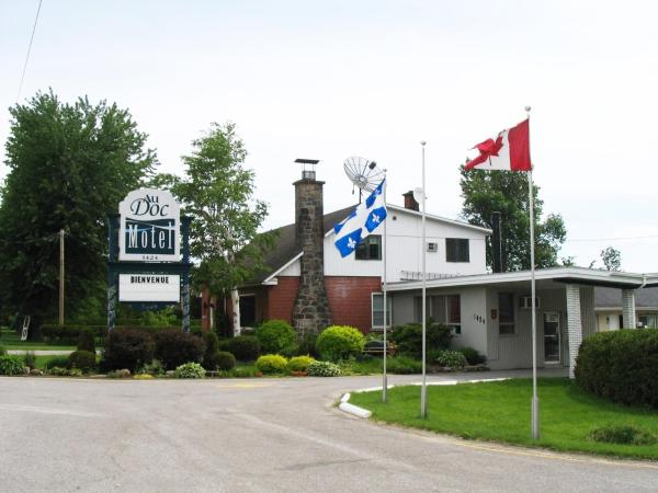 Hotel Pictures: Au Doc Motel, Repentigny