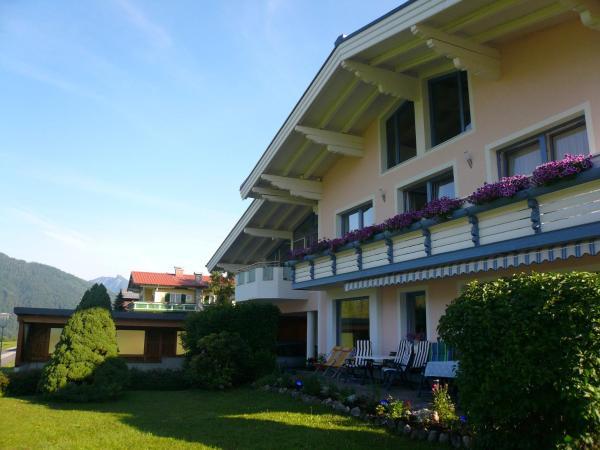 Fotografie hotelů: Haus Lindenthaler, Abtenau