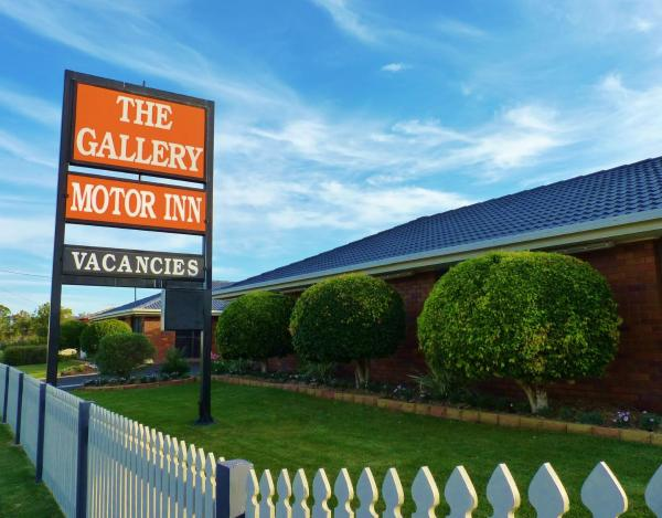 Foto Hotel: The Gallery Motor Inn, Dalby