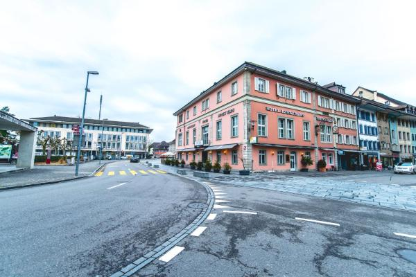 Hotel Pictures: Hotel Rotes Haus, Brugg