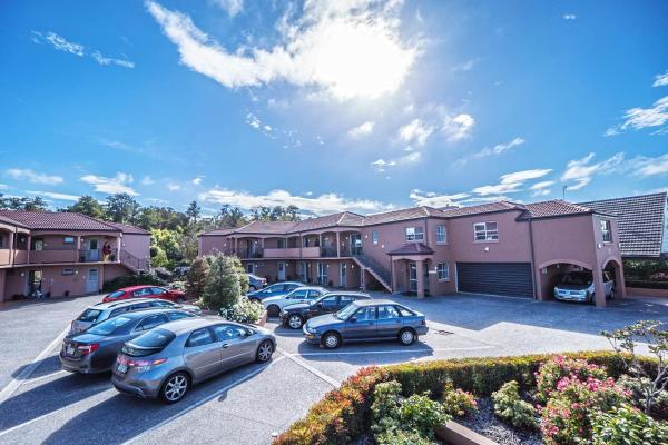 Hotellikuvia: 162 Kings Of Riccarton Motel, Christchurch