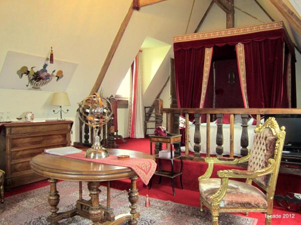 Hotel Pictures: Manoir de La Hazaie, Planguenoual