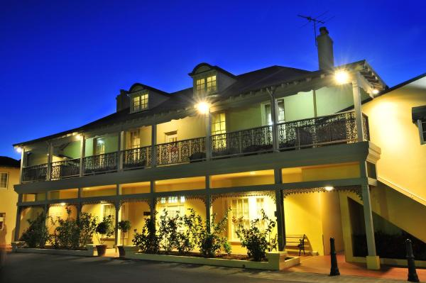 Foto Hotel: Clifton Motel & Grittleton Lodge, Bunbury