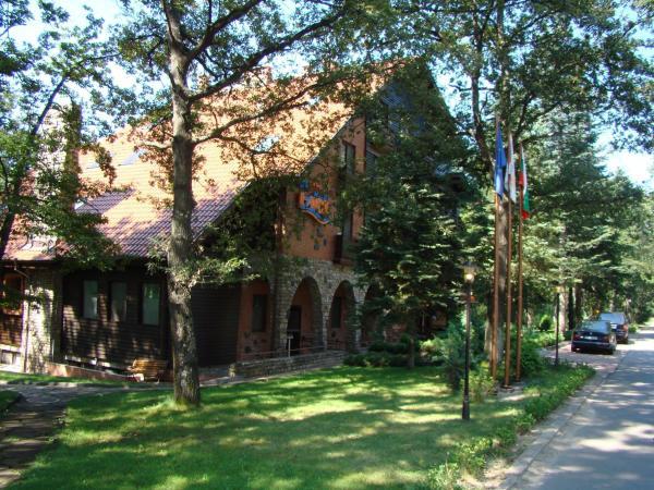 ホテル写真: Hotel Izvor, Starozagorski Bani