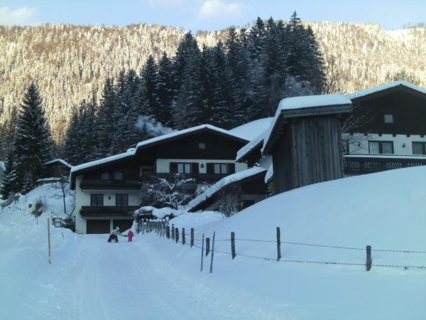 Photos de l'hôtel: Ferienwohnung Rettenegger, Abtenau
