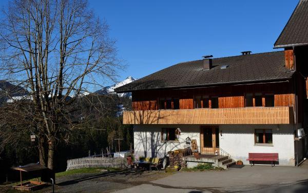 Hotel Pictures: Bergbauernhof Fegg, Bezau