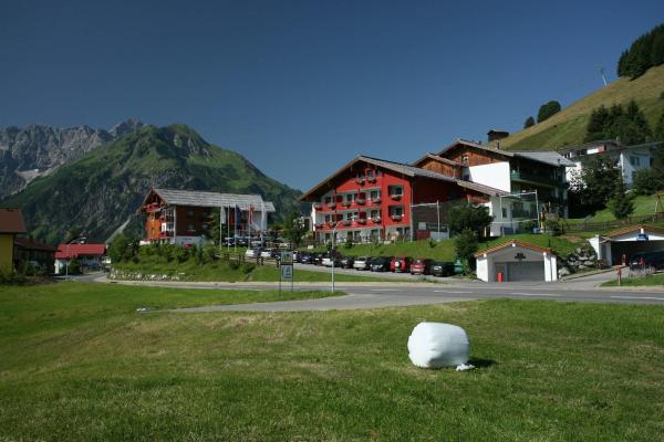 Hotelbilder: IFA Alpenrose Hotel Kleinwalsertal, Mittelberg