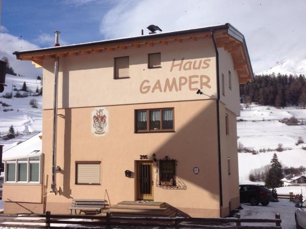 Hotelfoto's: Haus Gamper, Nauders